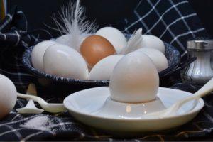 風邪予防-卵