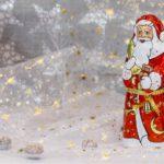 サンタクロースのモデルになった人物や服が赤い理由とは??