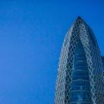 東京・新宿にそびえ立つコクーンタワーが何故あのようなデザインになったのか??